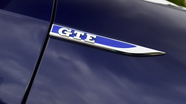 Volkswagen Golf GTE - GTE badge
