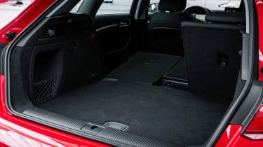 Audi A3 Sportback - boot