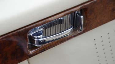Aston Martin Lagonda - door handle