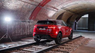 New Range Rover Evoque - rear