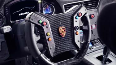 Porsche 935 steering