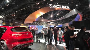 2016 LA Motor Show - overview