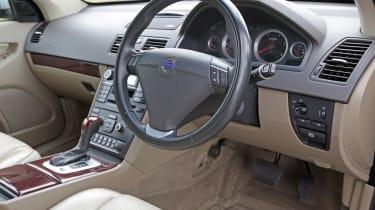 Used Volvo XC90 - dash