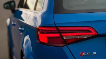 Audi RS 3 - rear light