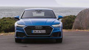 Audi A7 Sportback - full front