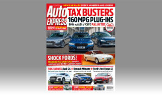 Auto Express Issue 1,660 - cover