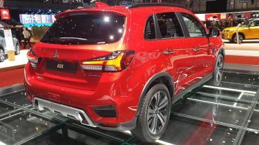 Mitsubishi ASX - Geneva rear