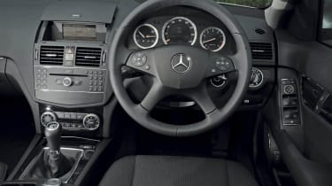Mercedes C180K SE estate