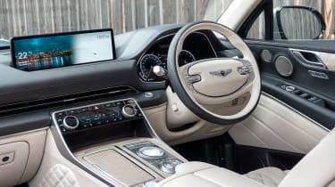 Genesis GV80 - interior
