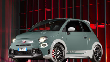 Abarth 695 70th Anniversario - front static
