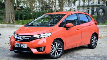 Honda Jazz long-term first report - front