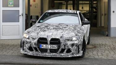 BMW M4 CSL - front