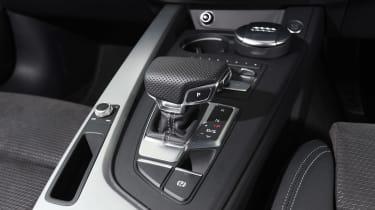 Audi A5 - transmission
