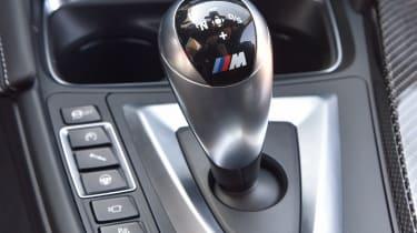 BMW M3 - transmission