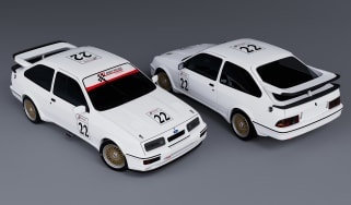 Ford Sierra RS500 continuation cars