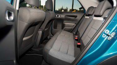 Citroen C4 Cactus - back seats