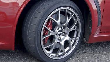 Evo wheels