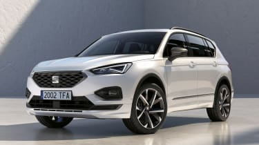 SEAT Tarraco FR - front