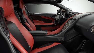 Aston Martin Vanquish Zagato - interior