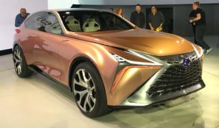 Lexus LF-1 Limitless - header