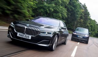 BMW 7 Series vs Range Rover - header