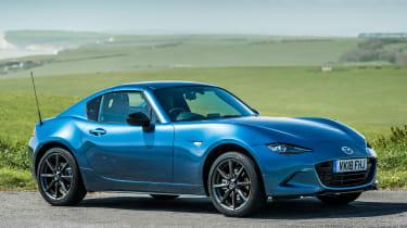 Mazda MX-5 RF Sport Black - front