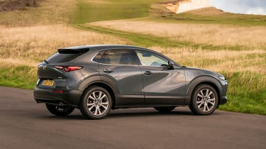 New Mazda CX-30 2021 - rear static