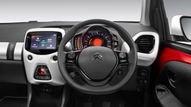 Citroen C1 Urban Ride - dash