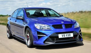 Vauxhall VXR8 GTS-R - front