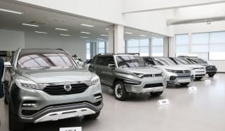 SsangYong concepts