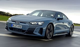 Audi e-tron GT - front