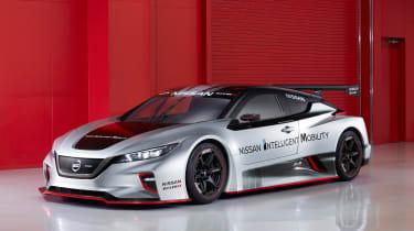 Nissan Leaf Nismo RC - front studio