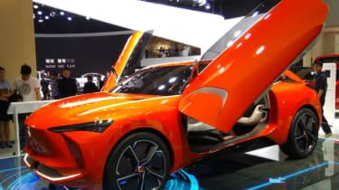 WEY electric SUV
