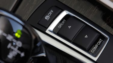 BMW 6 Series Convertible detail