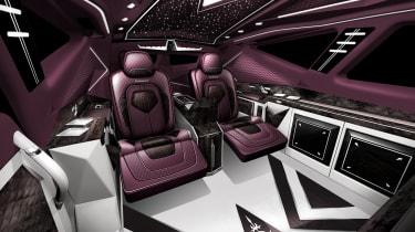 Karlmann King SUV - interior