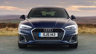 Audi A5 Sportback - full front