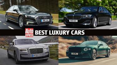Best luxury cars
