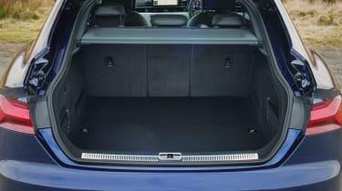 Audi A5 Sportback - boot