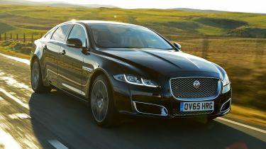Jaguar XJ - best cars for less than £10 per day