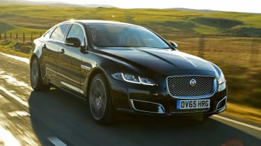 Jaguar XJ - best cars for less than £10 per day