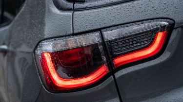 Jeep Compass Trailhawk - rear lights