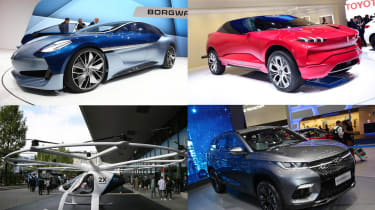 Frankfurt Motor Show best of the rest - header
