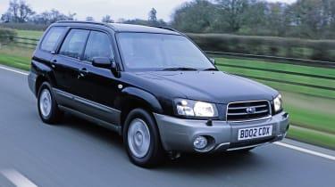 Best cars under £1,000 - Subaru
