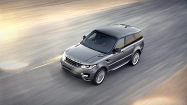 Land Rover Range Rover Sport eagle-eye