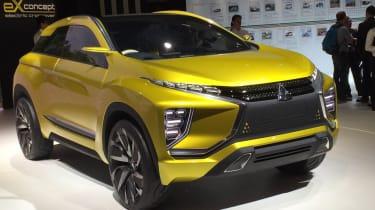 Mitsubishi EX Tokyo concept -
