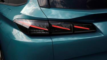 Peugeot 308 SW - rear light