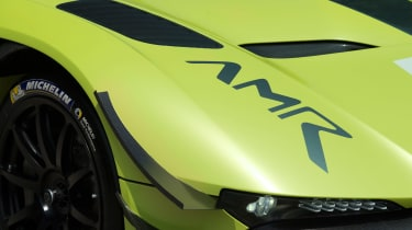 Aston Martin Vulcan AMR Pro - front detail