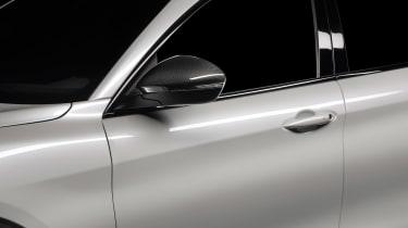 Alfa Romeo Stelvio Ti - wing mirror