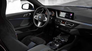 New BMW M135i 2019 1 Series interior