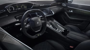 Peugeot 508 Sport Engineered concept - cabin